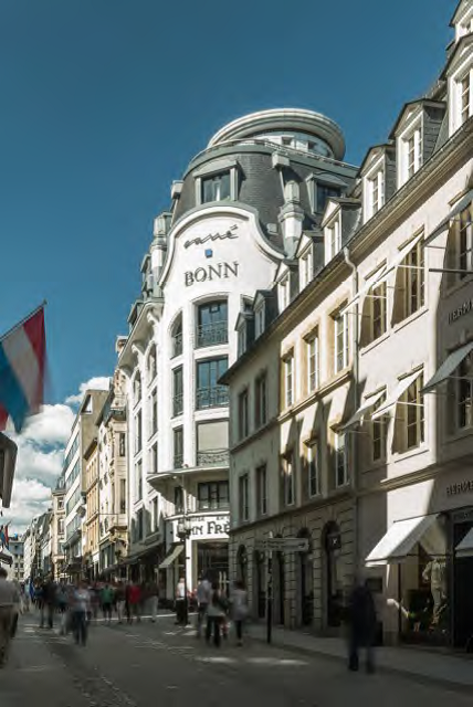 24h in luxembourg city ucvl - Restaurant rue des bains luxembourg ...